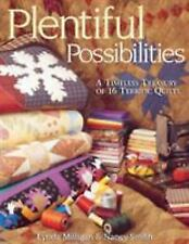 Plentiful Possibilities: A Timeless Treasury of 16 Terrific Quilts: By Millig...
