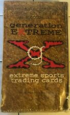 1994 Generation Extreme Sports Trading Cards Booster Box SEALED *SEE DESCRIPTION