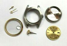 Genuine Rolex 69173 Two Tone Ladies Case, Gold Bezel & Crown, Dial & Hands