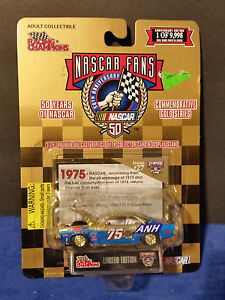 Racing Champions 1/64 Scale Issue #27 Plymouth Cuda Hemi Aaron Nicholaus! Gold