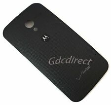 OEM Verizon Motorola Moto X XT1060 Back Cover Battery Door Original Black