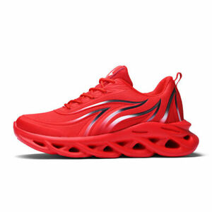 Men's Fashion Athletic Sneakers Outdoor Casual Shoes Running Walking Tennis Gym