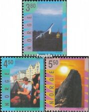 Norway 1282Dr-1284Dr unmounted mint / never hinged 1998 Tourism
