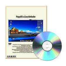 2014 Linux Pinguy 32-Bit Operating System to replace Windows Vista XP 7 DVDROM