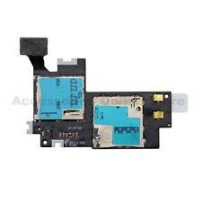 Micro SD SIM Card Reader Tray Slot Holder Flex For Samsung Galaxy Note 2 N7100