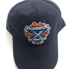 Aberdeen Ironbirds Adjustable Strap Hat Cap 10th Anniversary Commemorative