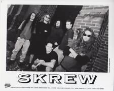 Skrew- Music Memorabilia Photo