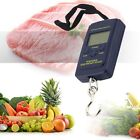 50kg/10g Portable LCD Digital Hanging Luggage Scale Travel Electronic Weight GM