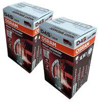 D4S OSRAM  NIGHT BREAKER UNLIMITED Xenarc Xenon P32d-5 +70% HID 66440XNB