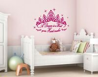 A Dream is a Wish Your Heart Makes - Wall Decal Stickers