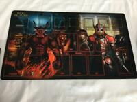 Thunderworks Dice Game Roll Player Playmat New
