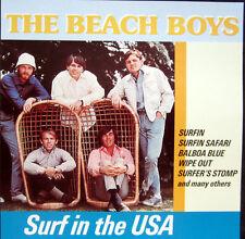 CD / THE BEACH BOYS / SURF IN THE USA / RARIÄT /