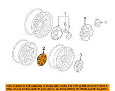 GM OEM-Wheel Center Cap Hub Cover 9595469