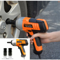 """New Electric 1/2"""" Drive Impact Wrench Heavy Duty Power Kit Cord Tool Work US"""