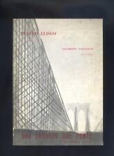 Teatro Eliseo,Luchino Visconti,Uno sguardo dal ponte,A.Miller ,programma 1958 R