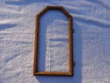 Oak Parlor Clock Door & Hinges Ansonia Waterbury Gilbert Sessions