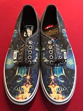 VANS Star Wars A NEW HOPE Classic SHOES Movie Poster ESB Disney ROTJ ANH