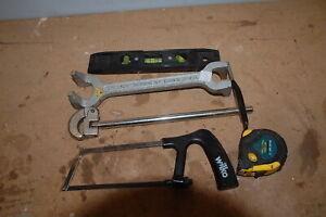 Selection Plumbing Tools