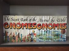 Around the World with the Gnomes complete set 1-50 ~ 1986 editions ~ HC ~ AC