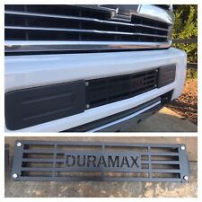 2015+ Chevrolet 2500HD and 3500HD Bumper Grill Insert