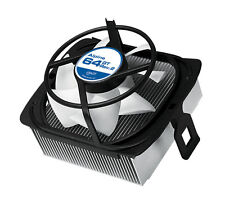 ARCTIC Cooling Alpine 64 GT Rev.2 AMD CPU Cooler, AM4/FM2 (+)/FM1/AM3 (+)/AM2 (+)