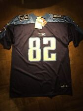 Puma Tennessee Titans Yancy Thigpen Autographed Jersey Mens Large NWT