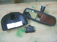 PEUGEOT 407 AUTO DIMMING DIPPING INTERIOR REAR VIEW MIRROR 2004 2005 2006 2007