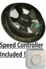 """INDUSTRIAL EXTRACTOR FAN 10""""/250 mm, 240 V, 760m3/h, RPM 1400"""