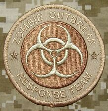ZOMBIE HUNTER OUTBREAK RESPONSE TEAM COMBAT DESERT ARID HOOK PATCH
