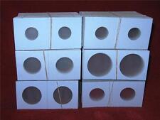 """800  2""""x2"""" Assorted  Cardboard Coin Holder  or MIX & MATCH"""