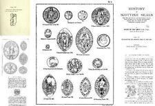 DVD 200 livres rares sur les sceaux plombes médiévale européens PDF sceau