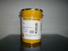 Rostschutzgrundierung der Extraklasse: SikaCor Aktivprimer in rot & beige 3Liter