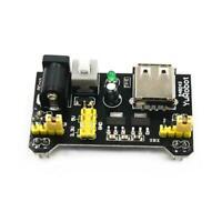 Mini Breadboard Power Supply Module USB DC3.3V 5V For MB102 Y6E6