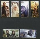 NEW ZEALAND 2003 LORD of the RING MNH Set 6 Stamps