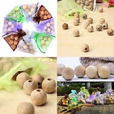 6pc Natural Cedar Wood Moth Balls Effective Repellent for Home Drawer Wardrobe
