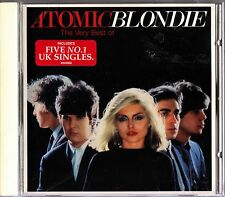 BLONDIE - Atomic - The Very Best Of CD -Greatest Hits/Singles -Call Me Etc