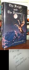 Winter, Gerald A.  KNIGHT AN THE UNICORN Signed 1st 1st Edition 1st Printing