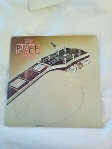 Free - The Free Story Vinyl Lp. Double Album. Limited Canadian Edition.