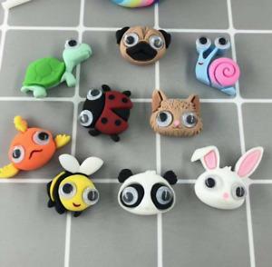 20X Resin animal Flatback Scrapbooking Children's Craft decoration Embellishment