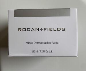 NIB Rodan and Fields Reformulated Micro- Dermabrasion Paste