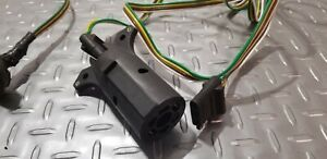 2010-2017 chevy equinox T-Connector Wiring Connection Trailer Hitch Tow Towing
