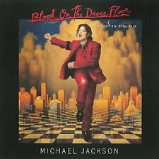 Blood on the Dance Floor: History in the Mix Michael Jackson MUSIC CD