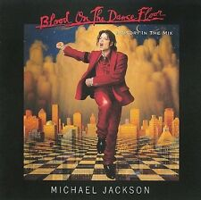 JACKSON,MICHAEL, Blood on the Dance Floor, Excellent Import