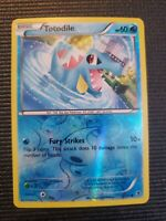 POKEMON TOTODILE 15/119 REVERSE HOLO NM