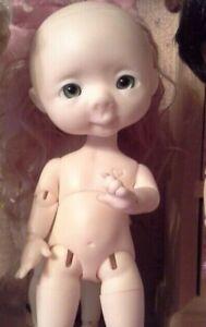 1/8 BJD Doll - Jinny muñeca recast cute tiny anime manga bebe reborn