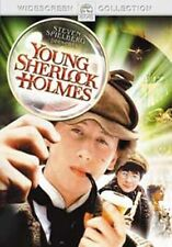 YOUNG SHERLOCK HOLMES DVD [UK] NEW DVD