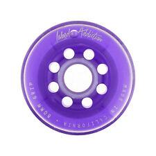 Labeda Roller Hockey Wheel Addiction Purple 80mm Grip (76A)