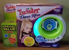 Twister DANCE RAVE Special Value Pack Games Britney Spears Lime Green Circus MP3