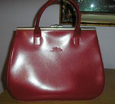 Longchamp genuine ladies bag clasp closure