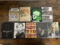 Criterion Collection DVD Lot Of Nine